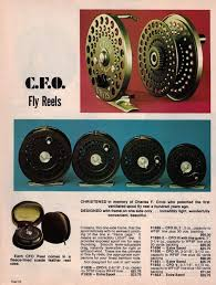 orvis cfo the spinner history of the orvis c f o