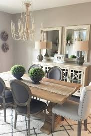 Chunky Rustic Dining Table 25 Most Charming Rustic Coastal Home Decor Ideas