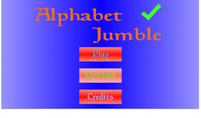 alphabet jumble android apps on google play