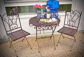 Patio Furniture Wrought Iron by Wonderful Wrought Iron Patio Furniture U2014 Interior Home Design