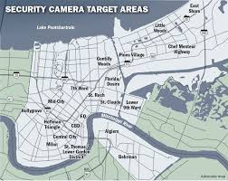 New Orleans 9th Ward Map by New Orleans 40 Million Security Plan Cameras In 20 Neighborhoods