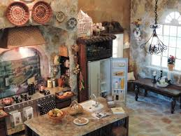 kammys creations by kammy hill my miniature tuscan kitchen