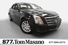cadillac cts 2010 black and used cadillac cts in lancaster pa auto com