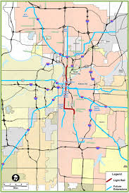 Portland Light Rail Map by Kansas City Abandons Light Rail Australian Rapid Transit Projects