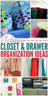 Organzie by 17 Clever Ideas To Organize Closets And Drawers