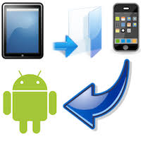 get contacts from android to iphone keep android and ios in sync part 1 data email contacts and