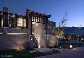 best luxurious modern asian architecture floor plan image with