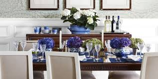 how to decorate a dining table 85 best dining room decorating ideas and pictures