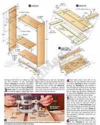 Woodworking Plans Bookcase Cabinet by 1698 Bookcases Plans Furniture Plans Mi Manual De Carpinteria
