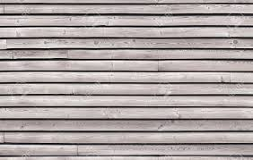horizontal gray wooden slats for background or texture wood