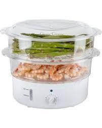 steamer cuisine find the best savings on cuisine 6 3 qt vegetable steamer