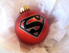 ornament jesus is my superman by
