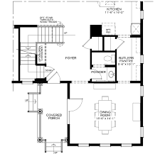 house plans with butlers pantry the charleston u2014 parkwood homes