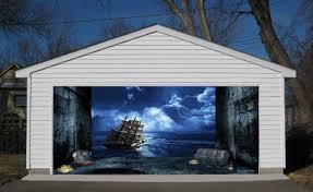 cool garage doors best cool door paintings with cool garage door vinyl decal image 17