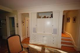 Tv Media Cabinets With Doors Tv Media Custom Cabinetry Millwork Platt Builders