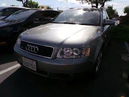 2004 audi a4 wagon for sale 2004 audi a4 station wagon in california for sale used cars on