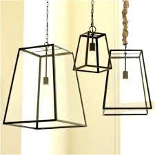 Ceiling Lantern Lights New Lantern Pendant Light Black Thehappyhuntleys