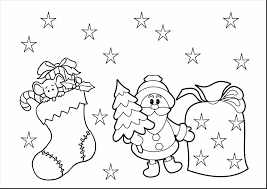snowman free winter preschool christmas coloring pages with glum me