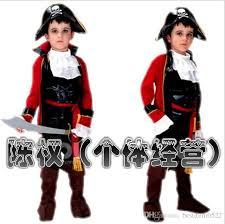 Pirate Halloween Costumes Toddlers Retail Children Boys Halloween Chirstmas Pirates Jack Captain
