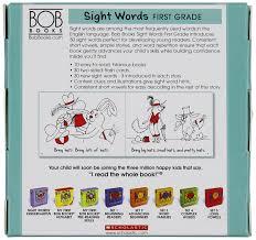 1st grade reading story bob books sight words 1st grade 9780545019248