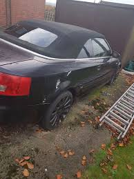 audi a4 s line quattro spares or repairs in wakefield west