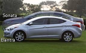 hyundai sonata and elantra sonata vs elantra 2018 2019 car release and reviews