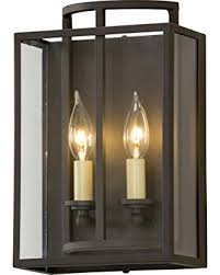 Two Light Wall Sconce Deal Alert Troy Two Light Wall Sconce Lighting B5342 Two Light