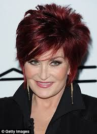 back view of sharon osbourne haircut there s only so much the human body can take sharon osbourne