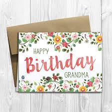 the 25 best happy birthday grandma ideas on pinterest present