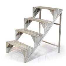 Wooden Patio Plant Stands by Plant Stand Plant Stand Shelves Outdoor Pvcorner Shelvesoutdoor