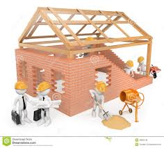 building a house building a home siex