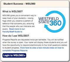 What Is Open Table Wsu 360 Instructor Advisor Guide Westfield State University