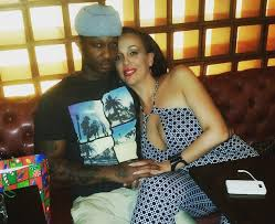 chink from lhhny wife chrissy monroe shows off new boy toy photo