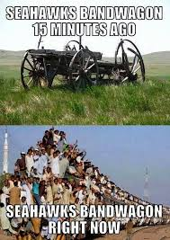 Seahawks Bandwagon Meme - seahawks bandwagon funny pictures quotes memes funny images