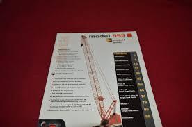 manitowoc 999 operators manual manitowoc 999 crane dealer u0027s brochure dcpa4 u2022 16 19 picclick