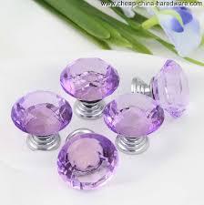 purple glass door knobs specials door handles crystal knobs and pulls ceramic knobs and