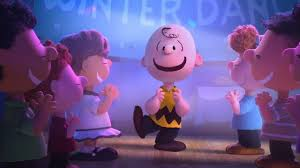 thanksgiving movie trailer snoopy and charlie brown the peanuts movie box office buz