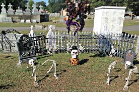 ghosts hang out at family plot in old biloxi cemetery the sun herald