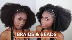 braids n beads alicia keys fulani inspired natural hairstyle