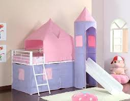 Princess Bunk Bed With Slide Princess Bunk Bed Diy Maddie Andellies House