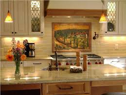Tuscany Kitchen Cabinets by Tuscan Rooster Kitchen Decor Rustic Tuscan Kitchen Decor How To