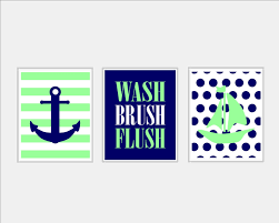 Nautical Bathroom Decor by Bathroom Nautical Bathroom Decor For Your Home Decoration