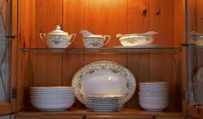 how to arrange dishes in china cabinet how to organize dinnerware in a china cabinet