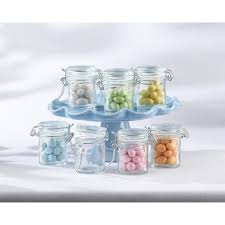 favor jars 12ct kate aspen glass favor jars target