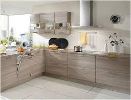 cuisine blanche mur cuisine blanche mur beige beau awesome cuisine beige et bois