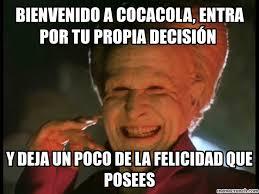 Memes Coca Cola - cola