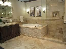 Bathrooms With Bronze Fixtures Bathroom Fixtures Travertine Vanity Honed Driftwood Travertine