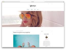 lifestyle design blogs 30 popular free wordpress blog themes 2018 colorlib