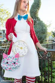 Alice In Wonderland Costume No Sew Alice In Wonderland Costume Ideas The Polka Dot Chair