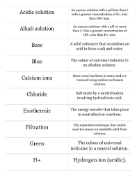 aqa c2 6 acids bases and salts by rahmich teaching resources tes